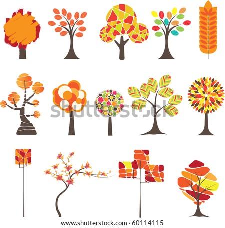 Tree. Vector illustration - stock vector