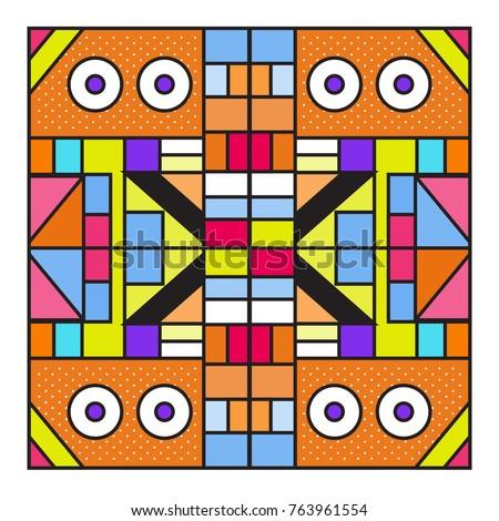 Bien connu Love Typo Modern Pop Art Artwork Stock Vector 270791624 - Shutterstock NW52