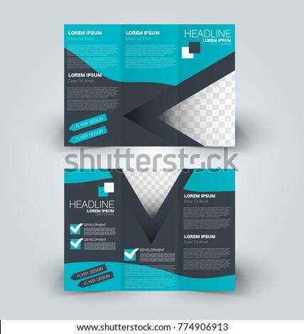 tri fold flyer templates ecza productoseb co
