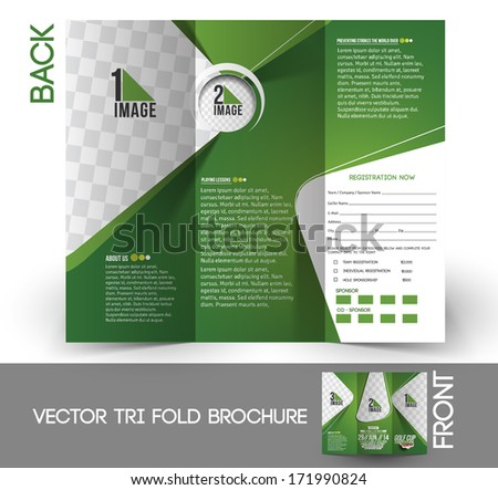 Golf Brochure Stock Images, Royalty-Free Images & Vectors ...