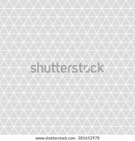 Triangle Grid Design,Vector Seamless Pattern.