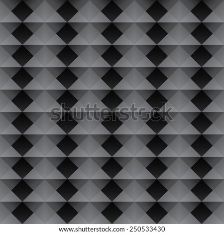 triangle modern white abstract background