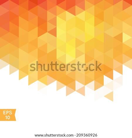 Abstract Modern Wallpaper Vector Illustration