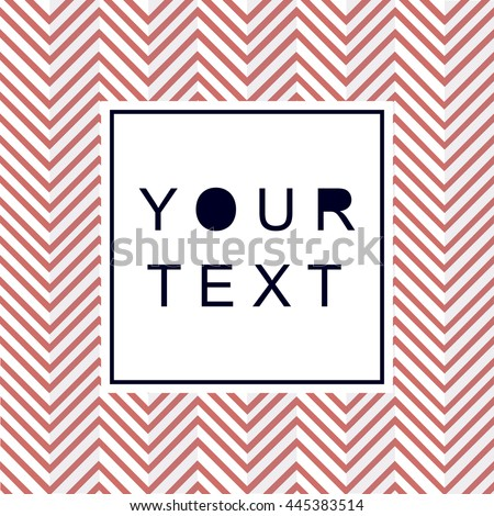 triangular geometric texture backgrounds for text. Vector  pattern. Modern stylish texture with chevron or zigzag. Repeating  linear grid. - stock vector