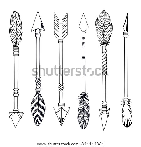 Old Arrow Stock Images, Royalty-Free Images & Vectors ...