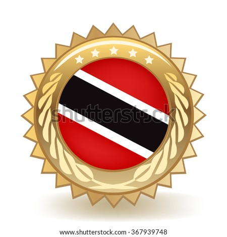 Trinidad And Tobago Badge