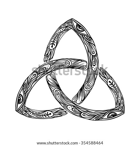 triquetra stock images royalty free images vectors shutterstock. Black Bedroom Furniture Sets. Home Design Ideas