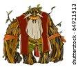 troll vector illustration - stock vector