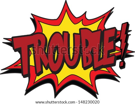 Trouble Stock Photos, Images, & Pictures | Shutterstock