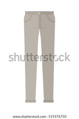 Brilliant Vector Illustration Of Women39s Summer Pants