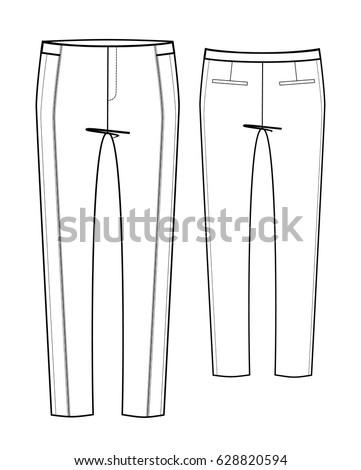sketch pants