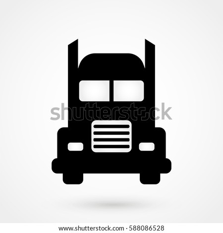 Truck Front Stock Images, Royalty-Free Images & Vectors ...