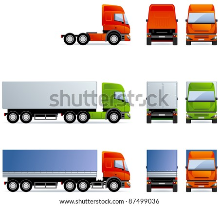 Truck.