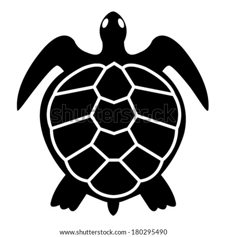 Stylized turtle Stock Photos, Illustrations, and Vector Art