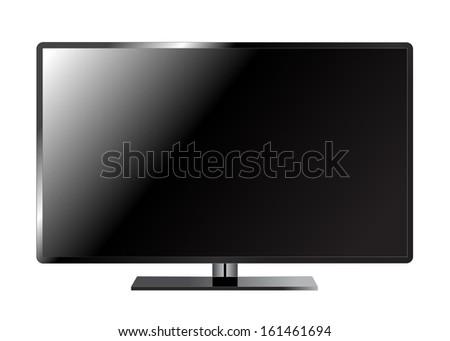 TV - stock vector
