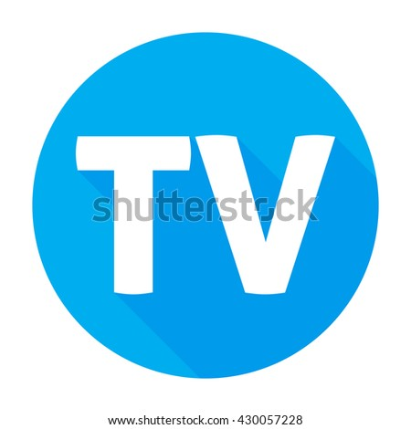 TV icon flat, TV icon eps10, TV icon vector, TV icon eps, TV icon jpg, TV icon picture, TV icon, TV icon app, TV icon web, TV icon art, TV icon, TV icon object, TV icon flat, TV icon UI, TV icon draw - stock vector