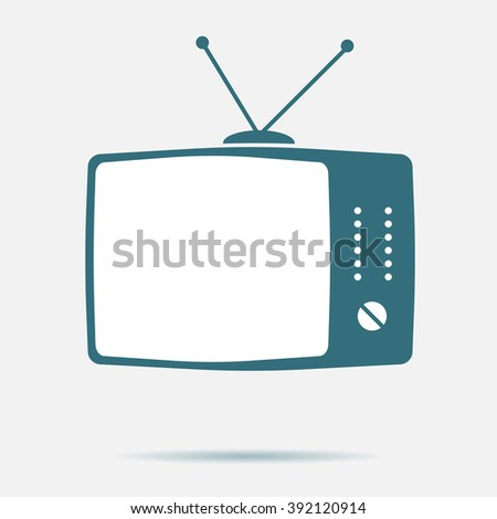 TV icon, TV icon eps10, TV icon vector, TV icon eps, TV icon jpg, TV icon picture, TV icon flat, TV icon app, TV icon web, TV icon art, TV icon, TV icon object, TV icon flat, TV icon UI, TV - stock vector