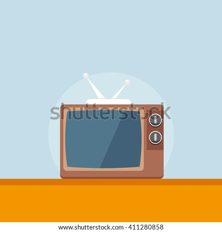 Tv set Icon. Tv set Icon Art. Tv set Icon eps. Tv set Icon Img. Tv set Icon logo. Tv set Icon Sign. Tv set Icon Flat. Tv set Icon pic. Tv set icon app. Tv set icon UI. - stock vector
