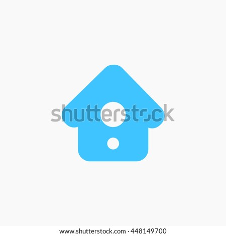 twitter home icons tweet homepage eps stock vector royalty free