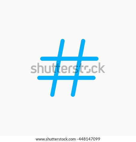 Twitter Icons Tweet Signs Twt Ui Stock Vector Royalty Free