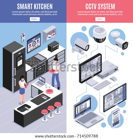 smart kitchen stock images royalty free images vectors shutterstock. Black Bedroom Furniture Sets. Home Design Ideas
