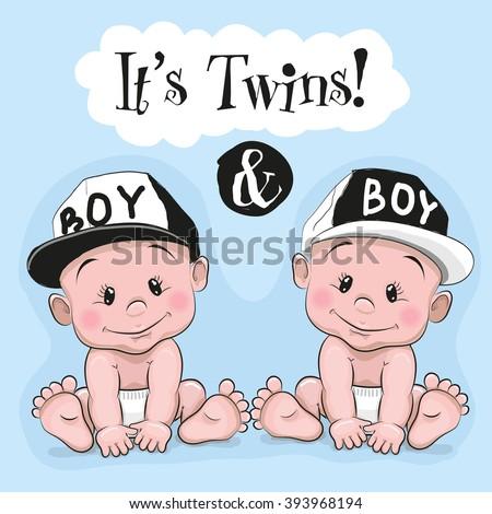 Twins Stock Vectors, Images & Vector Art | Shutterstock