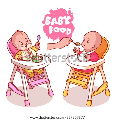 Baby Eating Stock Images RoyaltyFree Images Vectors Shutterstock