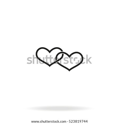 Two connected hearts in addition 512214157593010663 additionally Heart Clip Art Microsoft together with 193443746469379754 further 13229392632195455. on two hearts connected tattoo