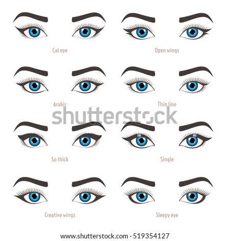 Eyeliner Stock Images, Royalty-Free Images & Vectors | Shutterstock