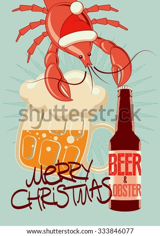Lobster Christmas Stock Images, Royalty-Free Images & Vectors ...