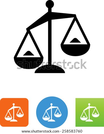 unbalanced scale stock images  royalty free images Scales of Justice Symbol Scales of Justice Drawing