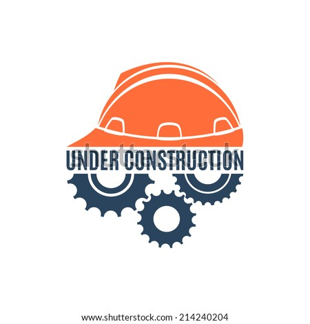 Construction Logo Stock Images, Royalty-Free Images ... Under Construction Logo