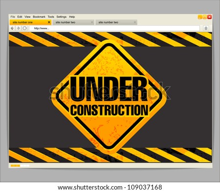construction zone stock images royalty free images vectors shutterstock. Black Bedroom Furniture Sets. Home Design Ideas