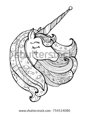 Vector Artwork Black And White Coloring Book Pages For