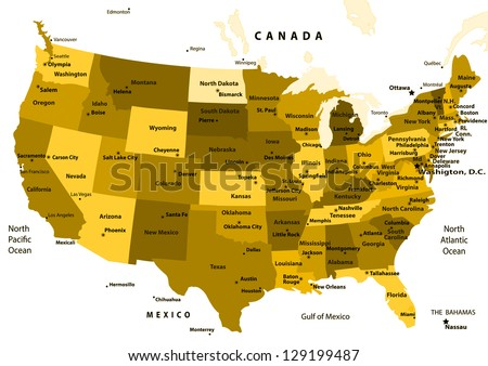 Florida State Map Stock Images RoyaltyFree Images Vectors