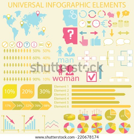 Pregnancy Infographic Mother Baby Baby Icon Stock Vector 224894194 ...