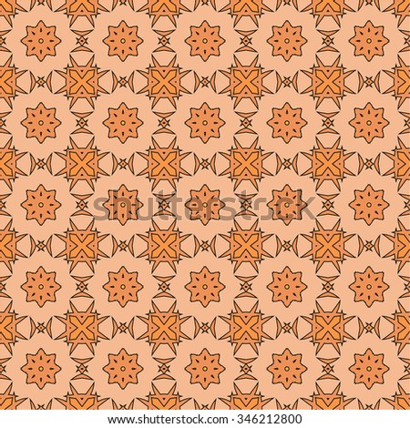 Universal vector seamless patterns ,tiling. Endless texture can be used for wallpaper, pattern fills, web page background,surface textures. Geometric ornaments.