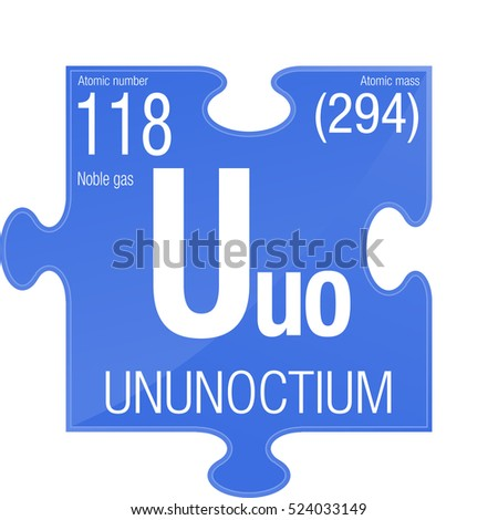Ununoctium symbol element number 118 periodic stock photo photo ununoctium symbol element number 118 of the periodic table of the elements chemistry urtaz Images