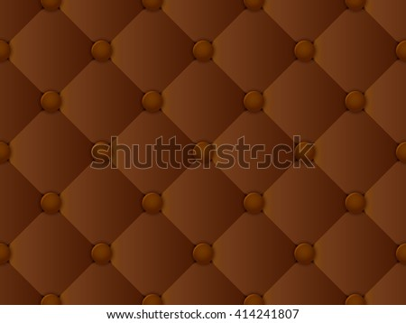 upholstery brown pattern vector abstract background
