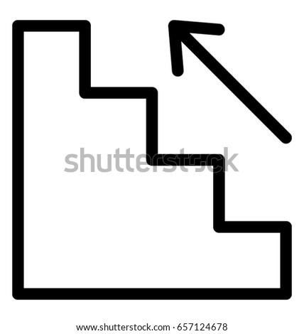Upstairs Vector Stock Images, Royalty-Free Images ...