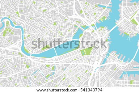City Map Stock Images RoyaltyFree Images Vectors Shutterstock - Us map pattern generator