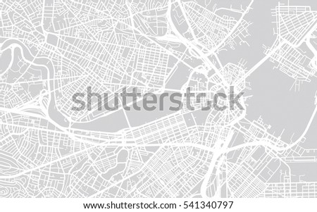 Boston Map Stock Images RoyaltyFree Images Vectors Shutterstock