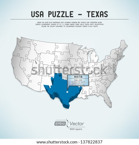 Austin Texas United States Stock Images RoyaltyFree Images - Austin texas on us map