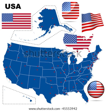 The countries that contributed in the shaping of america