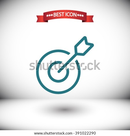 User icon - stock vector