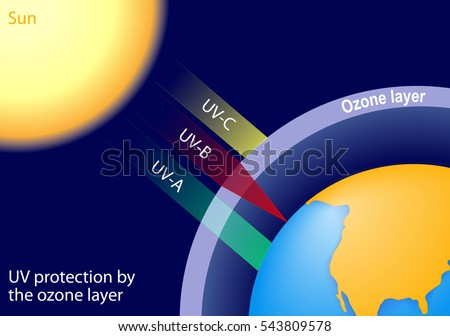 ozone layer research papers