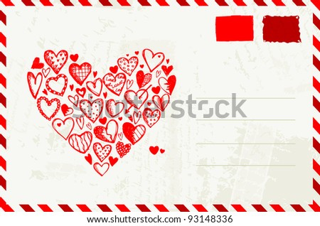 Love Letter Frame Stock Images, Royalty-Free Images & Vectors ...