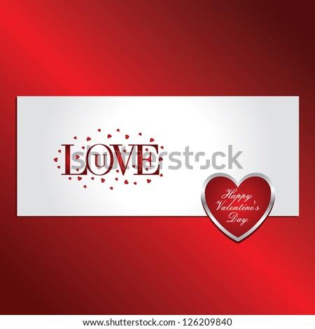 Valentine's Day - stock vector