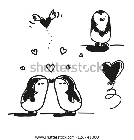 cute valentine cartoon pictures