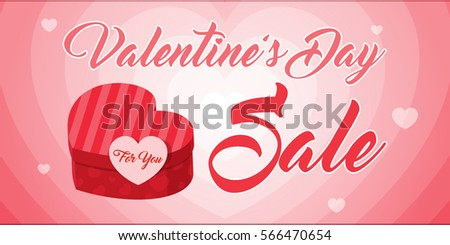 Valentines Day Card Stock Vector 92852680 - Shutterstock